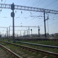 Железнодорожная линия Жмеринка - Подволочиск. Перегон Жмеринка-Подольская - Жмеринка, Жмеринка