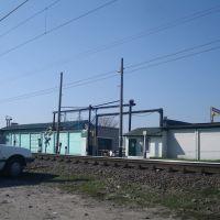 Станция Жмеринка. Вход в локомотивное депо, Жмеринка