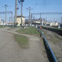 Станция Жмеринка. Вокзал, Жмеринка