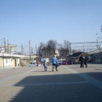 Станция Жмеринка. Привокзальная площадь, Жмеринка