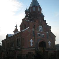 Воскресенський собор 1897 року в смт.Іллінці, Ильинцы