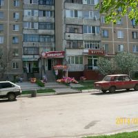 Магазины из квартир, Ильинцы
