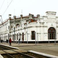 Козятинський вокзал, Казатин