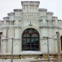 Kozjatin Козятин вокзал реконструкция, Казатин