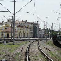На роздоріжжі колій... - At the crossroads of tracks ..., Казатин