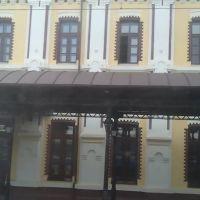 Красивый вокзал, Казатин