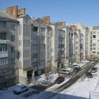 ул. Воссоединения, д. 30, единственный 6-этажный подъезд, Калиновка