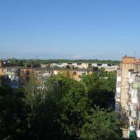 панорама на машзавод, Калиновка