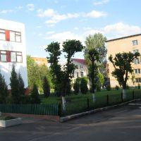 біля технікуму, Калиновка