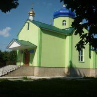 Свято-Миколаєвський храм в Калинівці, Калиновка