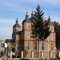 Church. Церковь Святого Николая в Крыжополе., Крыжополь