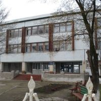 Бурса (будівельний ліцей №9) - Professional school of building, Крыжополь