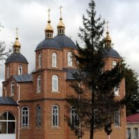 Модерна церква в Крижополі, Крыжополь