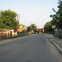 ►На вулиці в Крижополі, Крыжополь