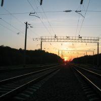 Закат, Крыжополь