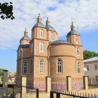 Храм Св.Миколая у Крижополі, Крыжополь
