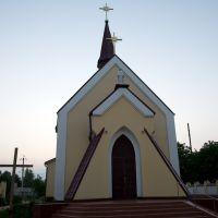 Костел июль 2012 год., Крыжополь