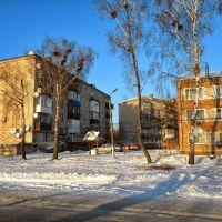 Многоэтажки Зимой 2014, Липовец