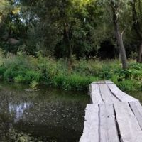 Panorama у речки, Липовец
