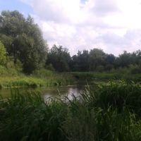 Річка Згар 2, Литин