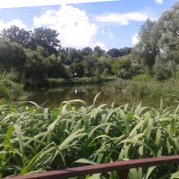 Річка Згар 3, Литин