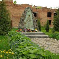 Памятник Авганцям, Литин