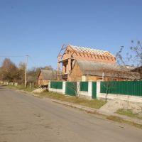 вул. Черняховського, Литин