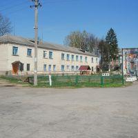 Відділення лікарні, Литин