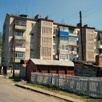5-етажка, вул. Садова, Литин