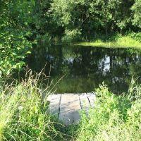 Литин .река Згар 2007, Литин