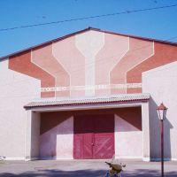 Спортивно - оздоровительный комплекс, Литин