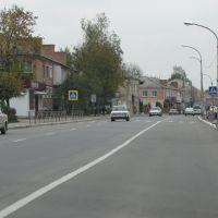 ЛITИH_дорога, Литин