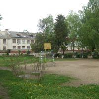 подвіря школи №4, Могилев-Подольский