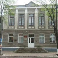 технологічний технікум, Могилев-Подольский