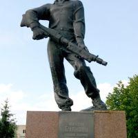 Памятник Буянову, Могилев-Подольский