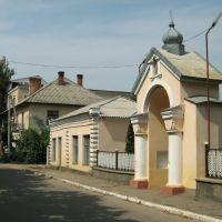 ►Біля церкви, Могилев-Подольский