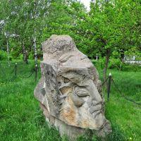 Могилів-Подільський - химерна голова, Могилев-Подольский