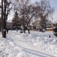 Февраль 2012, Могилев-Подольский