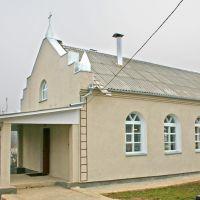 Церковь ЕХБ в пгт. Мурованые Куриловцы, Мурованные Куриловцы
