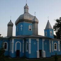 МурованоКуриловецька церква Різдва Богородиці, Мурованные Куриловцы