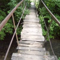 Міст через річку Жван, Мурованные Куриловцы