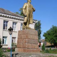 Пам`ятник Леніну в Мурованих Курилівцях, Мурованные Куриловцы
