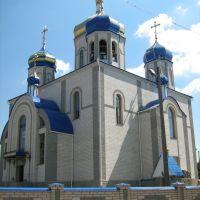 Nemyriv orthodox church, Немиров