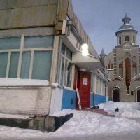 church in Nemirov, Немиров