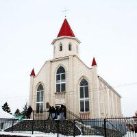 Церковь ЕХБ в Погребище, Погребище