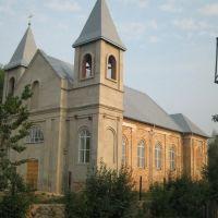 Старий костел у Погребищах, Погребище