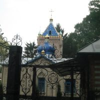 Вхід на церковище, Погребище
