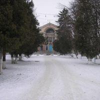 Будинок культури, Тростянец