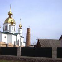 Церковь в Тростянце(A church is in Trostianets), Тростянец