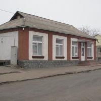 Магазин біля інкубаторної станції, Тульчин